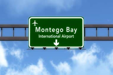 Departing From Montego Bay Airport