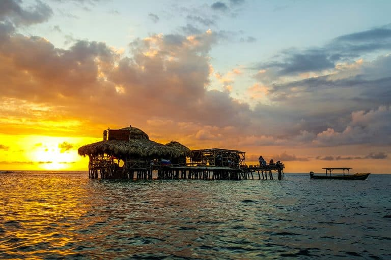 How to Get to Floyd's Pelican Bar in Jamaica