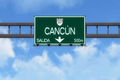 Can You Drive to Cancun From the United States