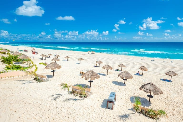 Does Cancun Have Nice Beaches