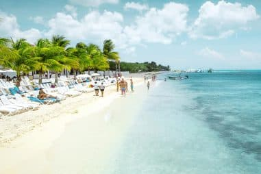 Does Cozumel Have Nice Beaches