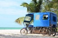 What is the Best Way to Get Around in Cancun