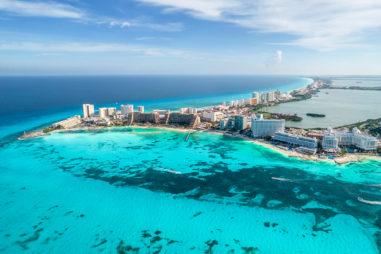 Sint Maarten vs. Cancun